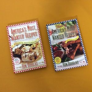 America's Most Wanted Recipes  Set of 2